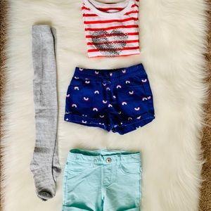 BUNDLE 2T, 3T girls clothes